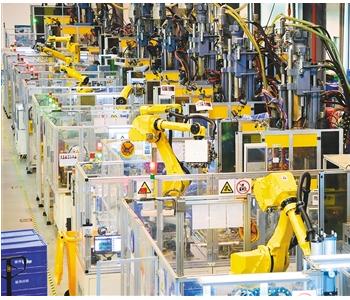 关键零部件自主生产能力弱 新能源汽车发展受限