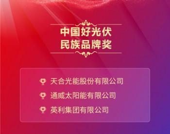 中国好光伏—<em>民族品牌奖</em>排名