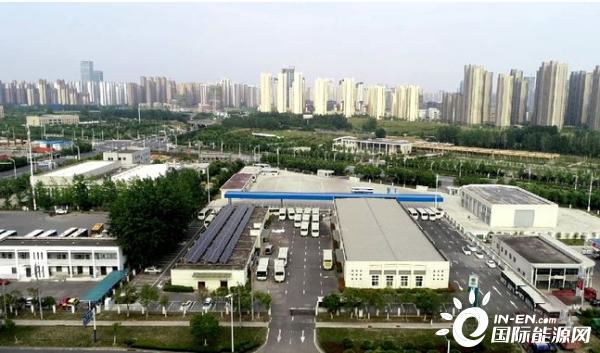 """北斗落成!安徽电网建设首个""""七站合一""""融合项目"""