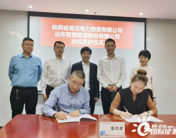 <em>远东智慧能源</em>与陕西省地方电力物资有限公司签署战略合作协议