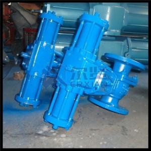 供应Q741F46-16C液压衬氟球阀阀门