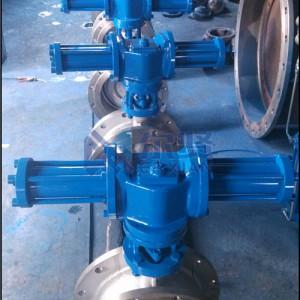 D743W-16P D773W-16PC液压硬密封蝶阀
