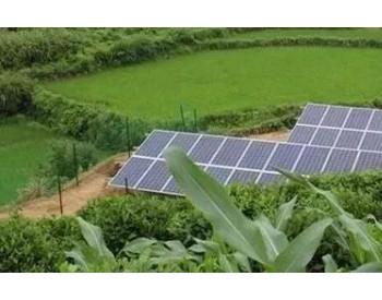 世界海上风电巨头进军太阳能发电行业!