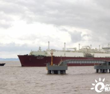 国内LNG进口量继续上升