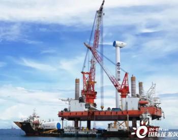 中远海运圆满完成三峡新能源沙扒二期首台<em>风电机组运输</em>任务