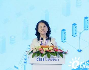 李颖:综合能源服务是发挥新一代信息技术的排