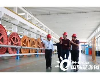 福建省福能三川海上风电项目最后批次海缆圆满交付