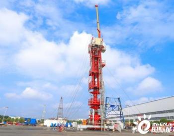 油气开采再添利器 鄂产国内最大举升载荷带压作业