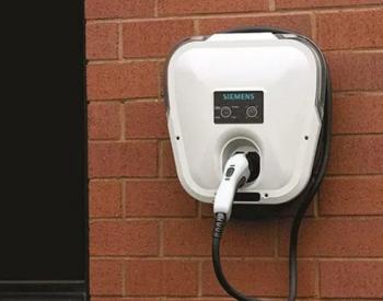 西门子将在中国推出壁挂式充电桩