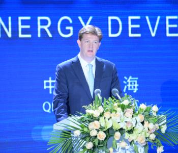 丹尼·亚历山大:绿色发展是亚投行的发展宗旨、核