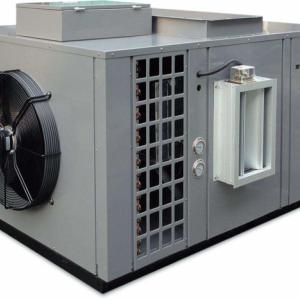 齐昊空气源热泵烘干机组