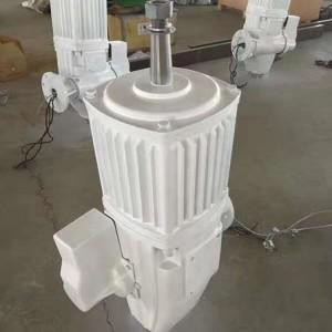 甘肃蓝润供应1KW低速永磁发电机价格低质量优