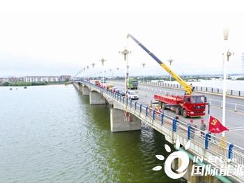 江西因洪涝灾害断电居民全部复电