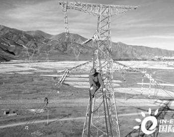 """海拔4000米!""""电力天路""""忙复检"""
