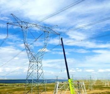 中国一次性建成投产最大新能源项目全面并网运行