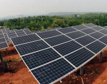 河北工程公司大唐青海海南州100兆瓦光伏项目开工建设