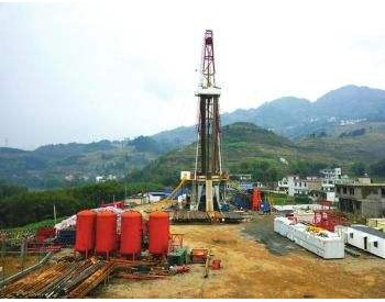 涪陵页岩气田钻井8年提速400%