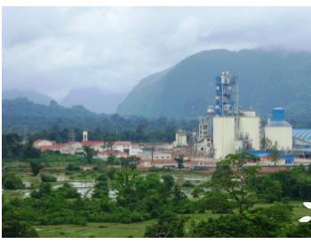 老挝水泥公司产品销量突破800万吨