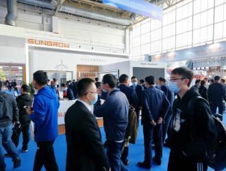 阳光电源亮相2020北京国际风能展