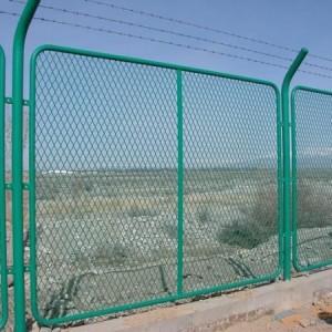 电站变压器反光护栏网 茂名光伏电站围栏定制
