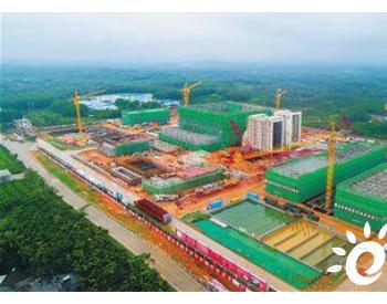 大唐海南万宁燃气发电项目力争年底建成投用