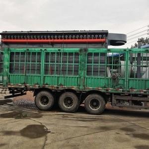 吉林工业灰色脉冲布袋除尘器MC200袋粉末收集机