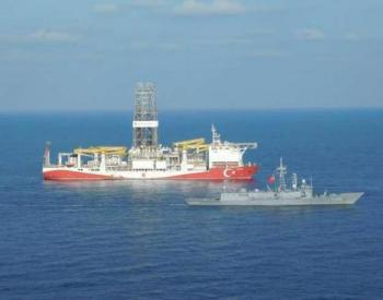 土耳其在黑海又发现850亿立方米天然气