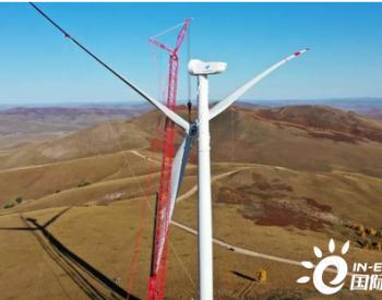 在这个300万千瓦的<em>风电扶贫项目</em>中,三一设备接力入场!