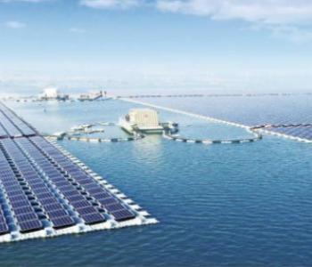 阳光电源成全球首个GW级水面光伏系统供应商