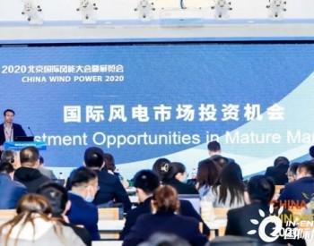 CWP2020嘉宾观点汇编(2)国际风电市场论坛——解析国际新兴风电市场动态与投资机会