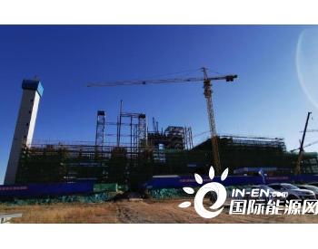 吉林长春城市生活垃圾焚烧发电处理项目顺利推进