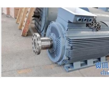 德州蓝润研发的100kw低速永磁发电机并网实验成功