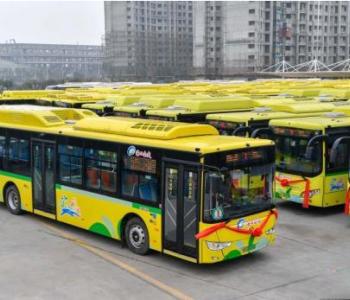 生态环境部:全国公交车电动化比例已提高至60%