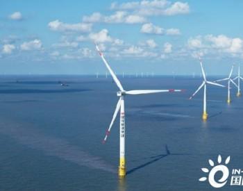 全国首个中外合资海上风电项目在江苏东台正式落地