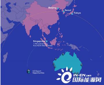 澳大利亚为世界上第一艘压缩氢气船揭幕设计-国际新能源网