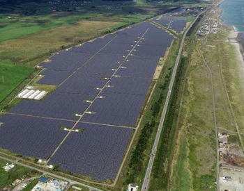 日本:最大的太阳能加储能工厂现已投入运营