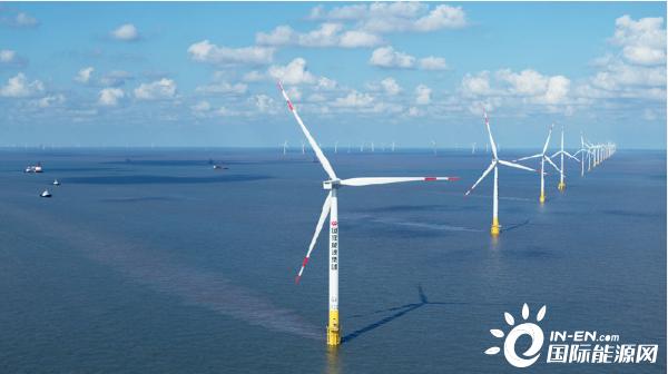 国家能源集团携手法国电力集团建设全国首个中外合资海上风电项目