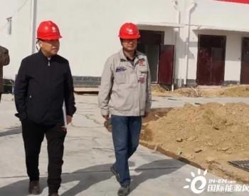 河南范縣風電場通過國網濮陽供電公司售電前驗收