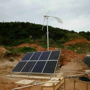 家庭民用风力发电机寿命_蓝润中小型风力发电机寿命达25年
