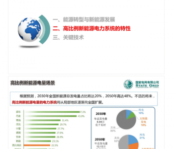 郭剑波院士:未来高比例新能源电力系统的挑战