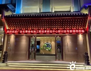 广东省长寿命电池工程技术研究中心首届研讨会胜利召开