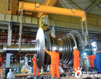 <em>巴基斯坦</em>最大褐煤电站项目低压缸扣缸工作顺利完成