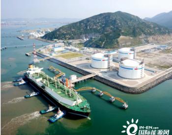 发力绿色航运,中海油在珠海布局LNG船舶加注站