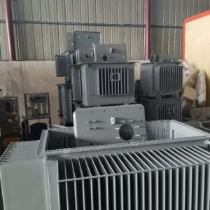 建筑电力施工专用S11-800KVA油变 全铜厂家直售满容量