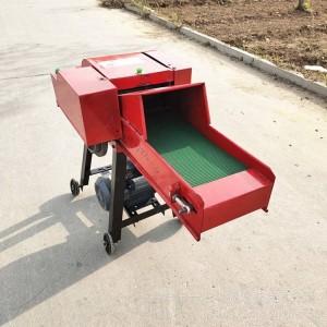 输送带式铡草机 移动型铡草机