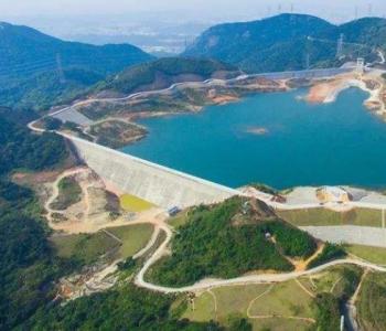 全球装机容量最大抽水蓄能电站开始设备调试!