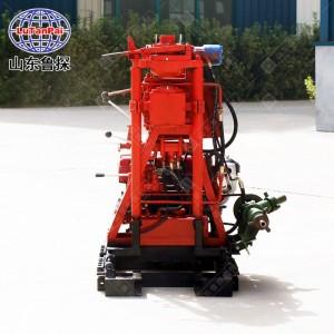 鲁探YQZ-50B 地质岩芯钻机50型地质勘探设备方便移动