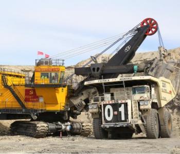 世界首个极寒工况5G+220吨无人驾驶卡车编组开启试