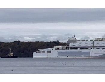 挪威Fosen<em>船</em>厂将续建德国破产<em>船</em>厂FSG一艘<em>LNG动力</em>渡船