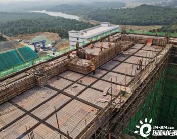 江西上饶鄱阳县生活垃圾焚烧发电项目即将运营
